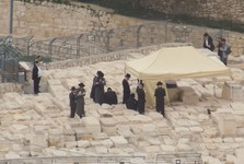 židovský pohreb