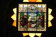 v kostele sv. Kateřiny