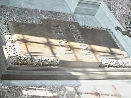 Verdi's tomb