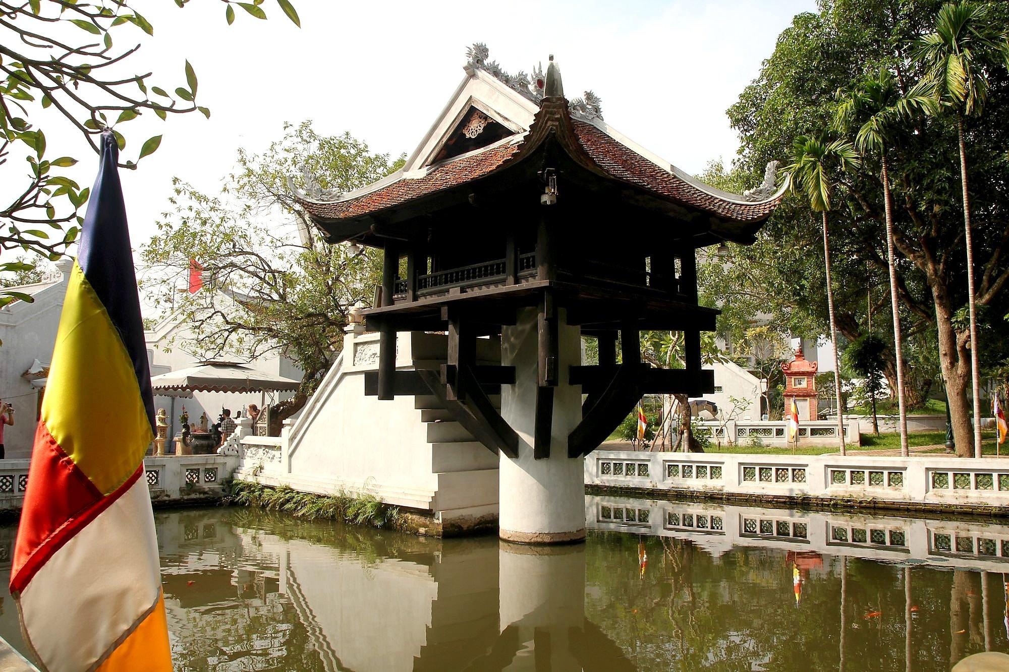 pagoda Jedného stĺpu