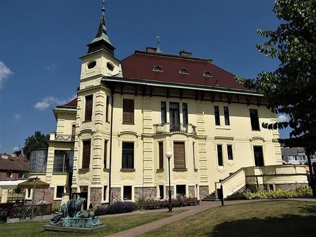 Henrych's villa