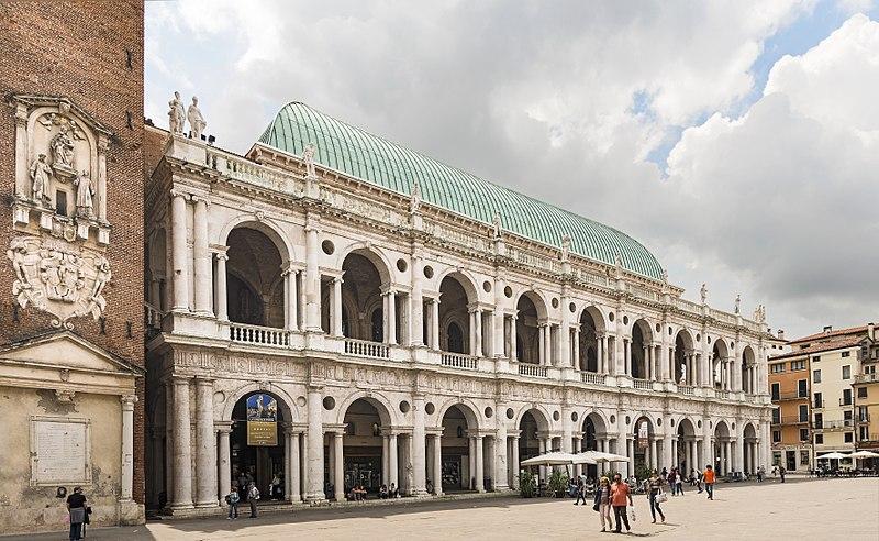 Palladiana basilica