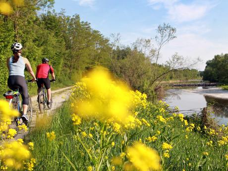 Traisentalská cyklotrasa - (c) Mostviertel Tourismus / weinfranz.at