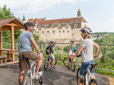 Thayarunde bicycle trail – (c) Waldviertel Tourismus / ishootpeople.at