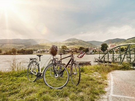 Danube Bicycle Trail - (c) Donau Niederösterreich / Andreas Hofer