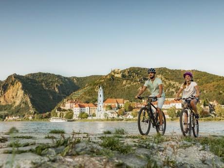 Danube Bicycle trail - (c) Niederösterreich Werbung / David Schreiber