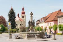 Hus square