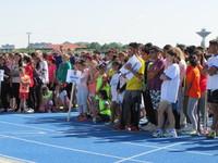 28. ročník športových hier detí z detských domovov