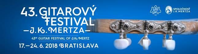 Gitarový festival J. K. Mertza