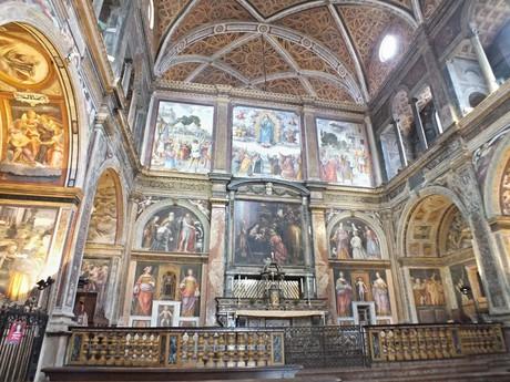 Convento di San Maurizio Maggiore (Miláno)