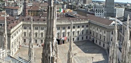 Palazzo Reale (Miláno)