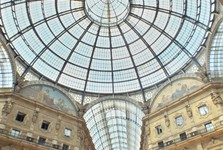 Gallerie Vittorio Emanuele II.