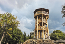 Lookout Towers Part 2 – Krahulsky Vrch tower