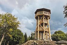 kniha Rozhledny, 2. díl - věž Krahulský vrch