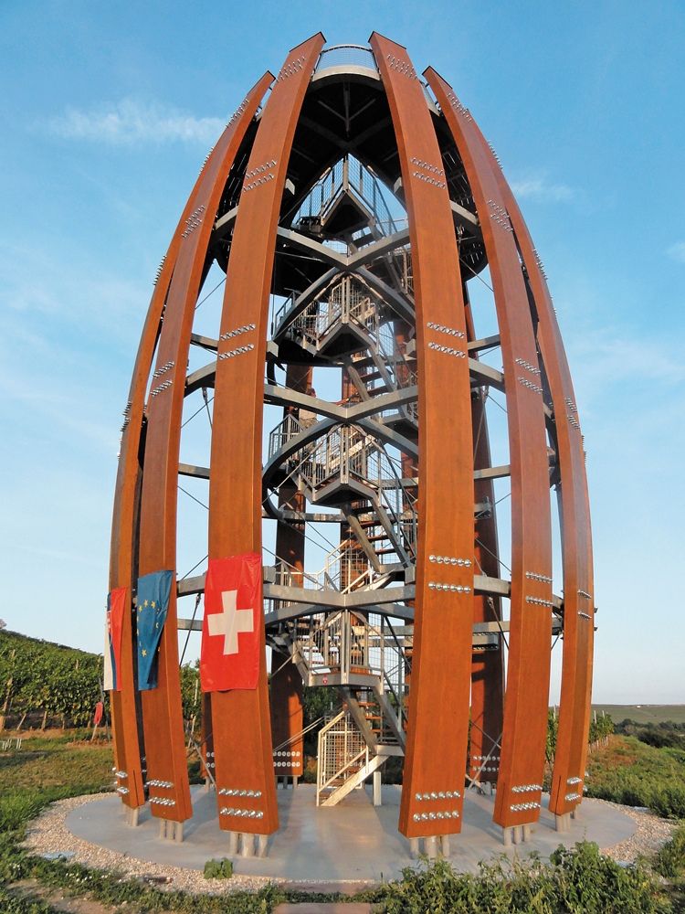 Lookout Towers Part 2 - Tokaj tower