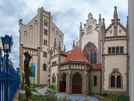 Maiselova synagoga, Židovské muzeum v Praze