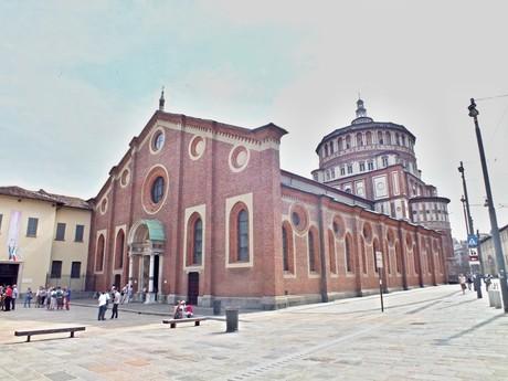Santa Maria delle Grazie (Милан)