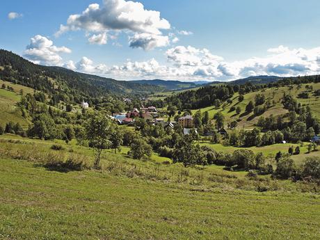 Spiš – tourist guide (Zamaguří)