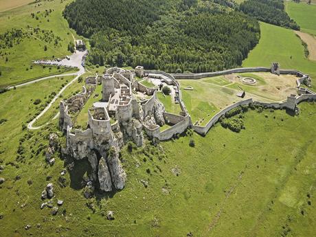 Спиш - туристический путеводитель (Спишский замок)
