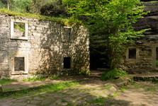 руины Дольской мельницы