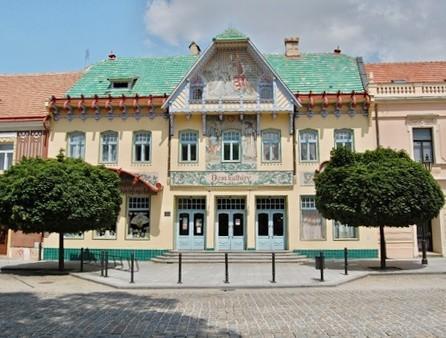 Словацкий дом в Скалице