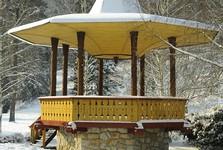 lázně Luhačovice – Hudební pavilon