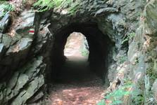 12-метровый туннель