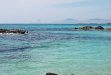 Formentera's sea