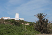 houses on Formentera
