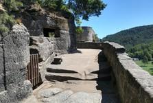 jižní ochoz hradu