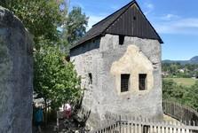 skalní domek
