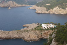 soukromý ostrůvek Illa de sa Ferradura