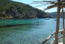 пляж Cala de Portinax