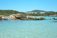 beaches on Ibiza