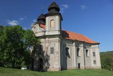 kostel svaté Markéty v Šonově