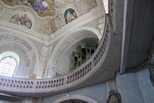 All Saints Church, Hermankovice – interior