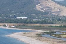 přelet letadel nad Ses Salines
