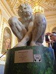 Michelangello's statue