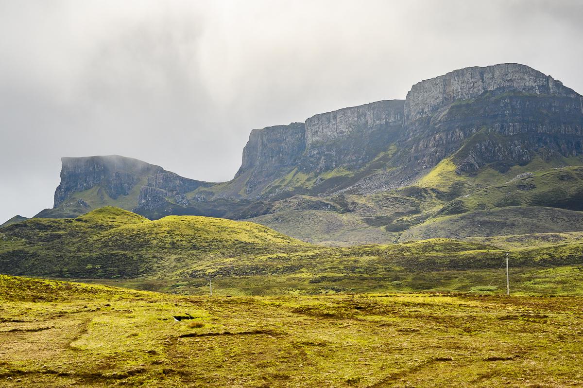 прекрасная Шотландия