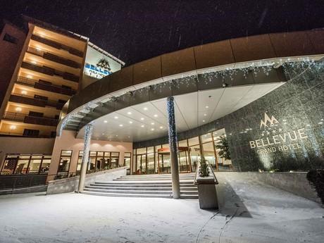 Grand Hotel Bellevue, Vysoké Tatry