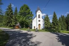 kaplička Ružencové Panny Marie, osada Magurka