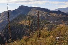 výhledy na okolní hory
