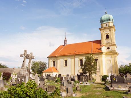 farní kostel svatého Martina