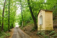 křížová cesta na Liliovou horu