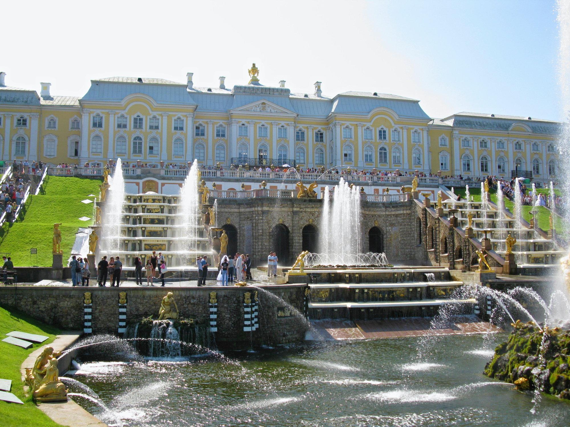 hlavní palác