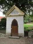 часовня возле Спольской мельницы