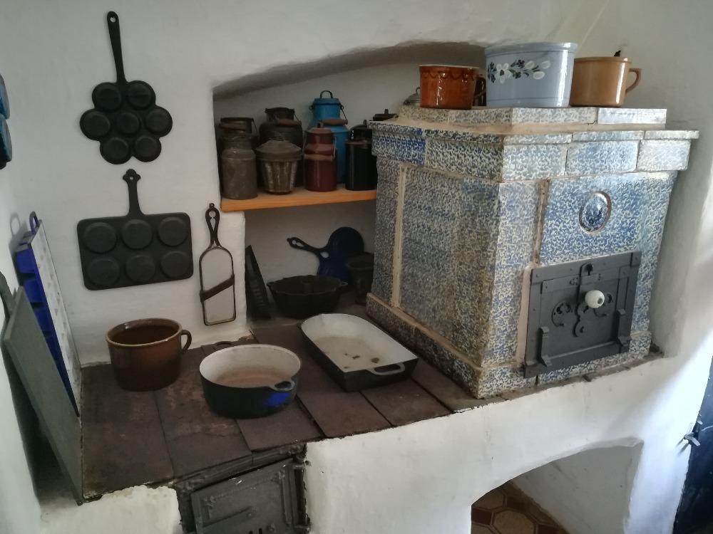кухня в наделе