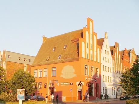 трактир – Zur Kogge, Wokrenterstaße (Росток)