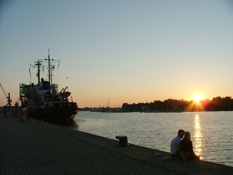 port – Am Strande (Rostock)