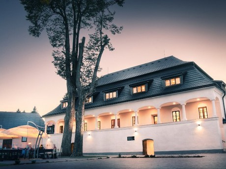 Cicmany chateau